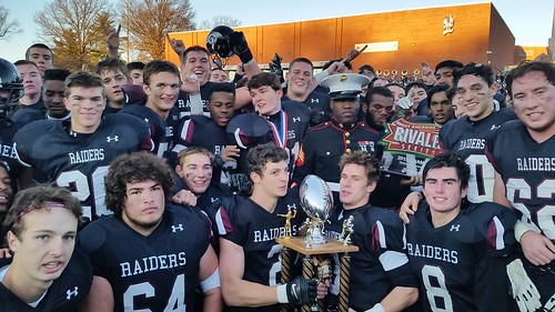 """Radnor vs Lower Merion 11/14 • <a style=""""font-size:0.8em;"""" href=""""http://www.flickr.com/photos/134567481@N04/22997580606/"""" target=""""_blank"""">View on Flickr</a>"""