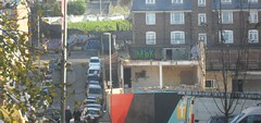 'MSK' by GARY (Brighton Rocks) Tags: graffiti brighton kings letter artillery gary msk ha mad seventh heavy society 7th
