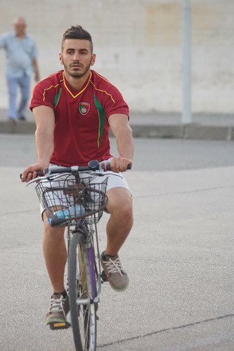 Cycling in Tirana