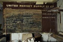 Liverpool Dock Warehouse (scrappy nw) Tags: uk abandoned liverpool canon dock decay warehouse forgotten urbanexploration derelict urbanexploring ue merseyside urbex scrappy scrappynw canon750d liverpooldockwarehouse