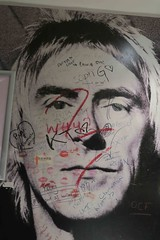 Aces and Eights Saloon Bar, Toilet, Paul Weller (Myriam Bardino) Tags: toilet paulweller acesandeightssaloonbar