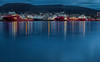 Waiting for assignment. (Siggi007) Tags: bluehour blue colors ship ships vessel vessels tranquil oil industry money panorama lights colores colour farben waiting assignment jobs work job longexposure exposure canon norway norwegen noruega norge reflections reflection mountainside clouds details bergen evening mood outdoor night buildings urban seaside sea fjord pier docks abend explore explored business supplies big 60d red sailor