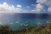 View from Diamond Head (limecow96) Tags: hawaii diamondhead lanikai beach waikiki honolulu oahu hanaumabay pearlharbor