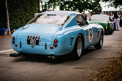 Marc Devis and Derek Bell - 1960 Ferrari 250 GT SWB/C Berlinetta at the 2016 Goodwood Revival (Photo 3) (Dave Adams Automotive Images) Tags: 2016 9thto11th autosport car cars circuit daai daveadams daveadamsautomotiveimages grrc glover goodwood goodwoodrevival hscc historicsportscarclub iamnikon lavant motorrace motorracing motorsport nikkor nikon period racing revival september sussex track vscc vintage vintagesportscarclub davedaaicouk wwwdaaicouk marcdevis derekbell 1960ferrari250gtswbcberlinetta 1960 ferrari 250 gt swbc berlinetta