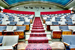 Upper Circle at Leith Theatre