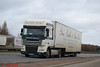 DAF XF 105 'Stan Smith & sons Ltd' reg GN07 HRG (erfmike51) Tags: dafxf105 truck artic boxvantrailer lorry stansmithsonsltd