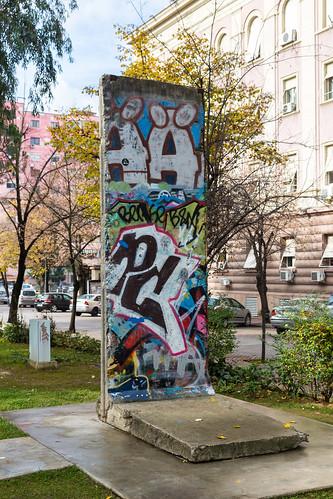 Berlin Wall - Tirana