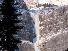 Ice Climbing - Mount Bourgeau (5of7) Tags: mountbourgeau iceclimbing sunshinevillage banff alberta canada winter ice snow mountains canadianrockies rockymountains mountain outdoor climbing