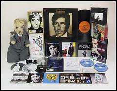 30 Dec 2016 - Ted's Tribute to Leonard Cohen...  RIP... (Reflective Kiwi %-)) Tags: decemberdiaryproject december diary 2016 25 years ted tribute leonard cohen rip youwantitdarker treaty travellinglight imyourman dancemetotheendoflove chelseahotel suzanne hallelujah anthem