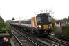 South West Trains 444 011 (Bristol MW Driver) Tags: southwesttrains portchester canoneos1ds 444011