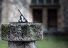 Winters Sun Dial...45 of 52 (kirby126) Tags: sun dial holy trinity church sidcup kent canon60d 50mm 52week pjlimages project