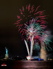 2016 New Years Eve Statue Of Liberty Fireworks-56 (bkrieger02) Tags: fireworks fireworksphotography statueofliberty libertyisland hudsonriver eastriver brooklny redhook nyc newyorkcity louisvalentinojrpark canon canonusa teamcanon 28135 nightphotography longexposure manfrotto tripod pro055 lightstreaks lightbeams landmark touristspot