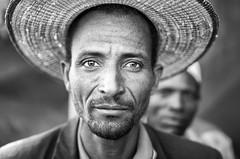 ethiopia - omo valley (mauriziopeddis) Tags: etiopia ethiopia omg valley amhara bn bw bianconero blackandwhite portrait ritratto