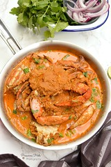 Crab Masala (prasannahede) Tags: crab masala curry indian maharashtrian gravy