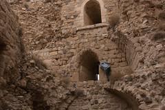 Kerak Castle (MilesTravelPics) Tags: jordan 70d desert travel middle east bedouin kerak castle crusade