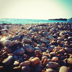 Beach Sea Pebble Pebble Beach Shore Surface Level Nature Horizon Over Water Beauty In Nature Water Large Group Of Objects Outdoors Sky No People Day MONTENEGRO 🌊 Beauty In Nature at Liman 2 (Emilija Micic) Tags: beach sea pebble pebblebeach shore surfacelevel nature horizonoverwater beautyinnature water largegroupofobjects outdoors sky nopeople day