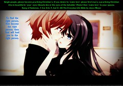 truelovesoulmateinanime2 (adarrell37) Tags: christian christianity religious heaven wisdom faith hope peace love joy cool motivational anime naruto bleach manga quotes sayings spiritual esoteric mystical goth emo hipster selfcontrol discipline selfdiscipline lust desire horney marriage lovers dating couples romance romantic soulmate truelove hookingup