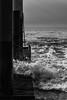 Black Wave (Maxim Shelkov) Tags: nature sea black wb wave water trip travel beach sky beautiful landscape view life nikon d3100 ocean super amazing rock sand sochi russia nice storm outdoor blackandwhite monochrome