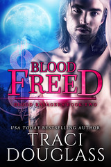Blood Freed (CoverReveals) Tags: paranormal romance demons shifters psychic motorcycleclub bikers suspense vampires fantasy