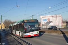 New Solaris Urbino 18 (4.Generation) der BOGESTRA (Vitalis Fotopage) Tags: gelsenkirchen nordrheinwestfalen deutschland bogestra solaris urbino 18 u18 2015 new 4gen 4generation 4 generation bus omnibus bochum öpnv public transport