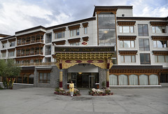 The Grand Dragon (Kaushal Ojha) Tags: leh india indusriver oldplace