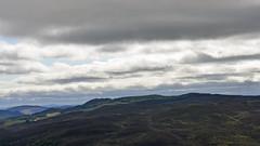 Cloudbank DSC_3228 (iloleo) Tags: scotland aerial hills clouds landscape scenic vista lochtay nikond7000 nature