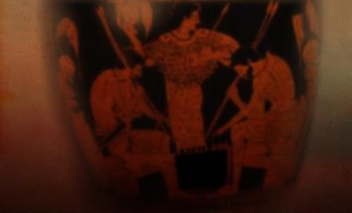 "Petteia - Ludus Latrunculorum  / Iconografía de las civilizaciones helenolatinas • <a style=""font-size:0.8em;"" href=""http://www.flickr.com/photos/30735181@N00/32522195465/"" target=""_blank"">View on Flickr</a>"