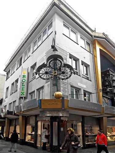 Wuppertal - Juwelier Abeler