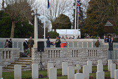 100th Anniversary of the loss of the SS Mendi (greentool2002) Tags: 100th anniversary sinking ss mendi south africa cwgc hollybrook cemetery 1917 southampton
