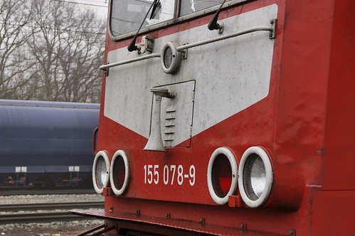 LEG 155 078-9, Bad Bentheim