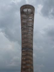 Stratford tower sculpture (Granpic) Tags: london stratford urbanstreets eastlondon tower latticetower sculpture