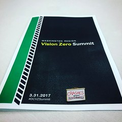 Here to visit with the future #DCVZSummit @visionzeronet @wabadc via #activetransportation of course 🔥