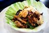 20170219-26-Tofu and enoki lettuce cup at Coda in Melbourne (Roger T Wong) Tags: 2017 cbd coda iv melbourne metabones rogertwong sigma50macro sigma50mmf28exdgmacro smartadapter sonya7ii sonyalpha7ii sonyilce7m2 city enoki garlic lettuce mushrooms restaurant tofu