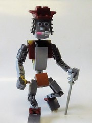 How the West was Fun! Mom's! (monsterbrick) Tags: lego moc moms htwwf miner ma