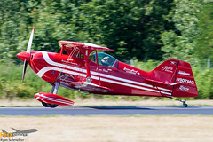 Pitts S-1S (rmssch89) Tags: lake demo newjersey display greenwood airshow aerobatics westmilford
