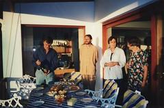millennium09 (fjordaan) Tags: hermanus southafrica jean fran 1999 scanned sa cecile callie