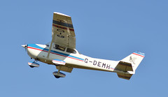 G-DEMH (lcfcian1) Tags: show war leicestershire victory ww2 cessna 172 cosby 2015 ww2reenactment victoryshow gdemh cosbyvictoryshow victoryshowcosby victoryshow2015 gdemhcessna172
