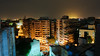 Khanpur. (ohso.dusty) Tags: city urban india building skyline architecture night lights streetlife housing 16mm oldtown gujarat ahmedabad urbanity khanpur