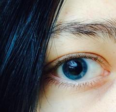 Small ocean (alexwinger) Tags: blue people eye girl