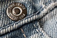 Jeans (Gikon) Tags: macro closeup nikon details jeans button minimalistic 55200mm raynoxdcr250 d7100 gikon