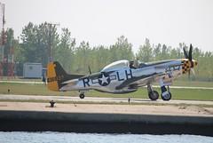 NL251PW, P-51 Mustang, CIAS (Quistian) Tags: toronto canon airplane airshow mustang p51 2015 cias cytz ytz t5i 201509 nl251pw authorrps 20150905