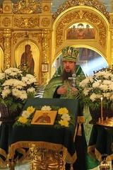 19. The commemoration day of St Sergius of Radonezh in Bogorodichnoe village / Праздник Прп. Сергия Радонежского в Богородичном