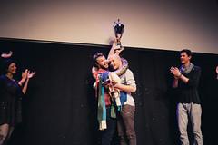 Teamfinale Sieger Interrobang (Valerio Moser & Manuel Diener)