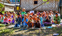 A prayer for a new Myanmar (Saint-Exupery) Tags:
