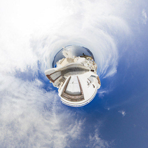 Oia Little Planet 7