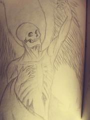 Transi Escultura (fernandolopezart) Tags: sketch drawing draw dibujo boceto
