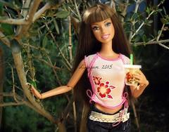 Coffee (Linayum) Tags: doll barbie mattel muñeca linayum