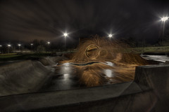 Norrkping HDR (daz_anka) Tags: night image sverige norrkping hdr kickboard