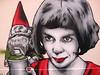ZABOU (Brin d'Amour) Tags: paris graffiti peinture 75018 améliepoulain brindamour zabou