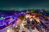 星月天空 (saxon.huang) Tags: sky color f28 1424mm nikon d610 shutter slow landscape night asia blue nightscape cityscape lights winter 2016